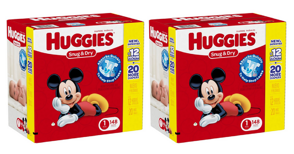 huggies super pack diapers