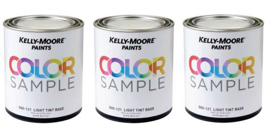 Free Paint Quart From Kelly Moore Paints Southern Savers