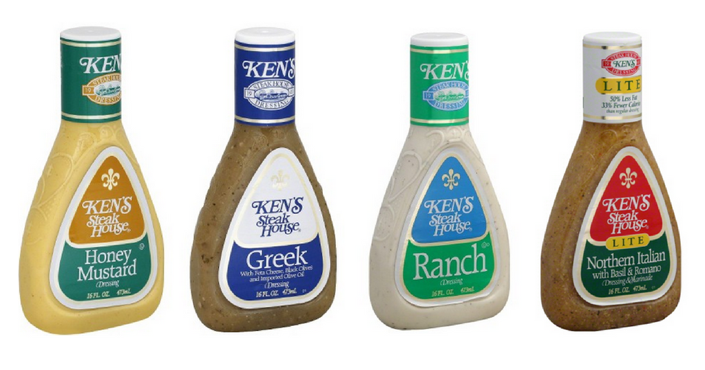 ken's steak house salad dressing