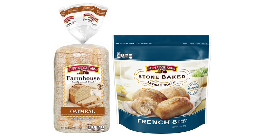 pepperidge farm bread coupons