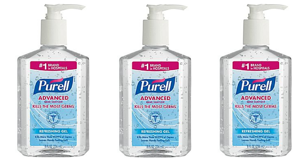 photo regarding Purell Printable Coupons called Purell Coupon Sanitizer For 17¢ :: Southern Savers