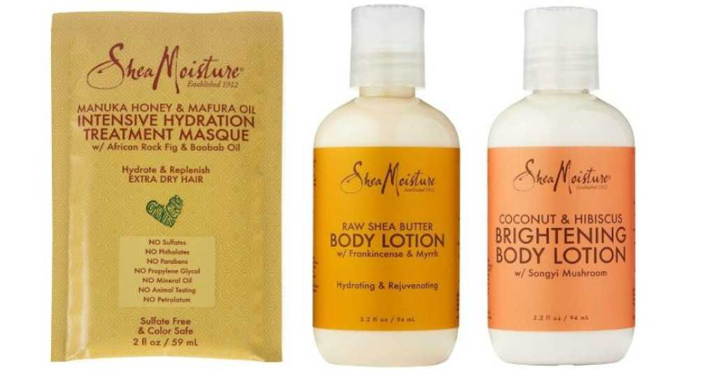 photograph relating to Shea Moisture Printable Coupon named SheaMoisture Coupon 49¢ Hair Masque :: Southern Savers