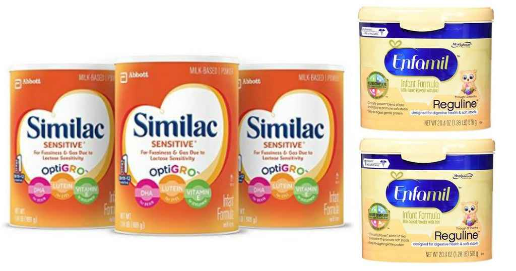 Save On Similac Amp Enfamil Infant Formula Southern Savers