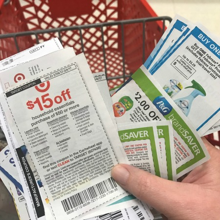 Target Coupon: $15 off $50 Household :: Southern Savers