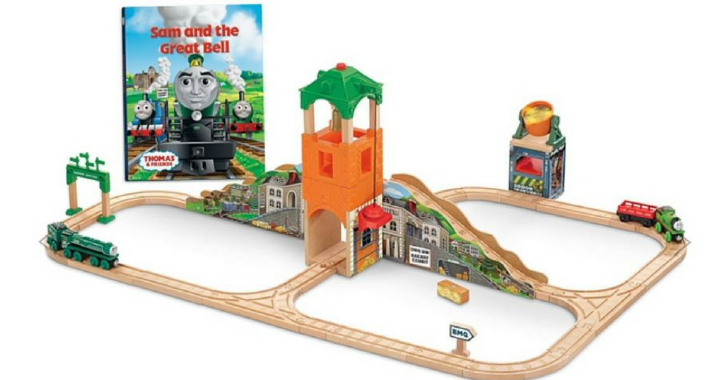 Thomas Wooden Railway Items At 40 70 Off Southern Savers
