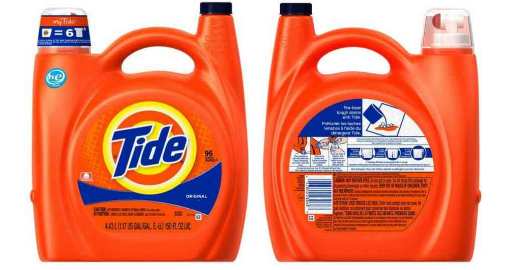 Home Depot 150 Oz Tide Detergent 9 97 Southern Savers