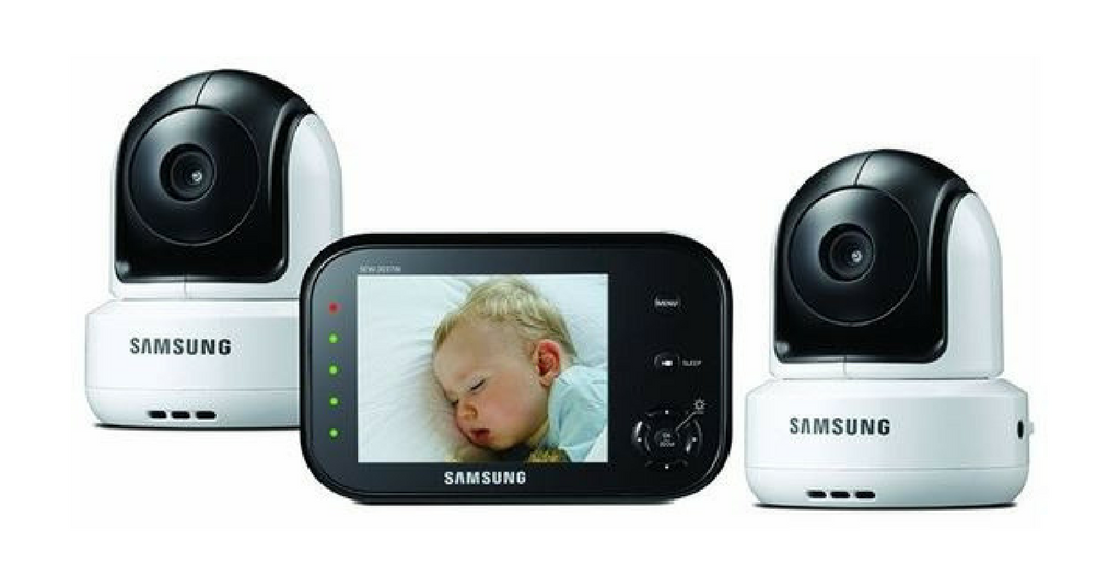 kid woot samsung baby monitor for 99 southern savers. Black Bedroom Furniture Sets. Home Design Ideas
