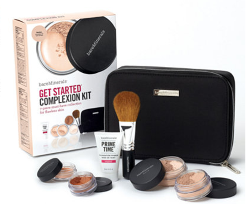 BareMinerals Get Started Complexion Kit - $25 Shipped
