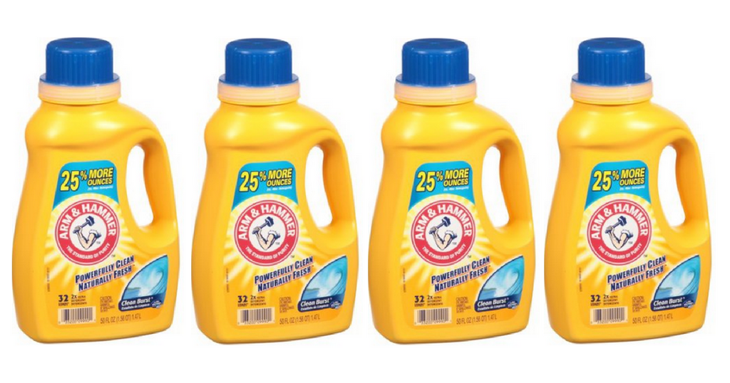 photograph regarding Arm and Hammer Detergent Coupons Printable referred to as 99¢ Arm Hammer Detergent at Walgreens Ceremony Support