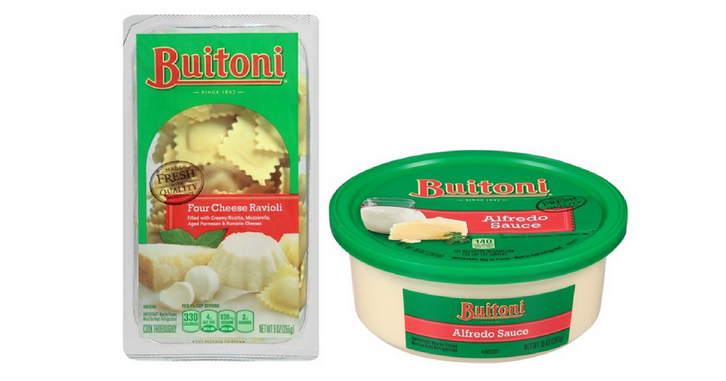 Buitoni coupon 2018