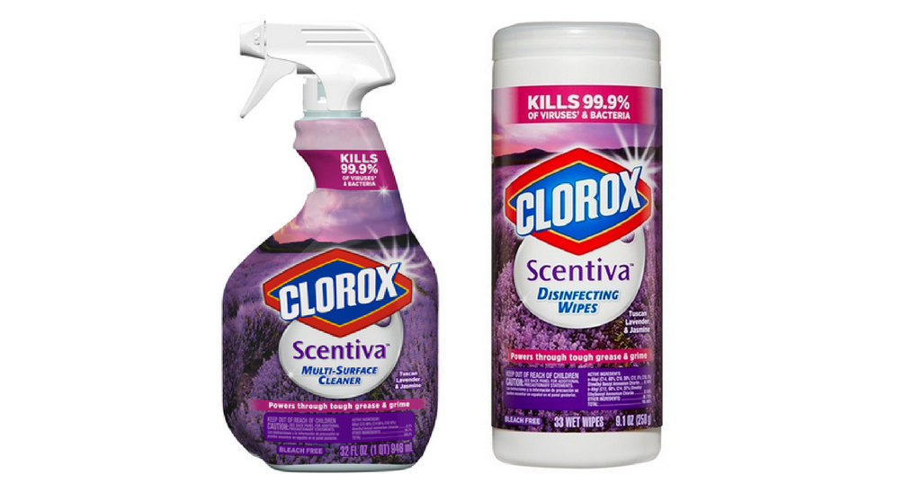 New Clorox Coupon Cleaners For 65 Ea Southern Savers