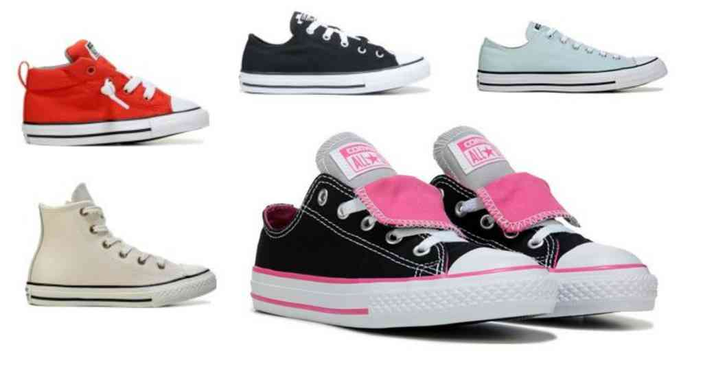 a7b90dbc415fe8 Looking for deals on Converse shoes  Right now Famous Footwear is offering  a clearance sale where you can get them starting at  20!