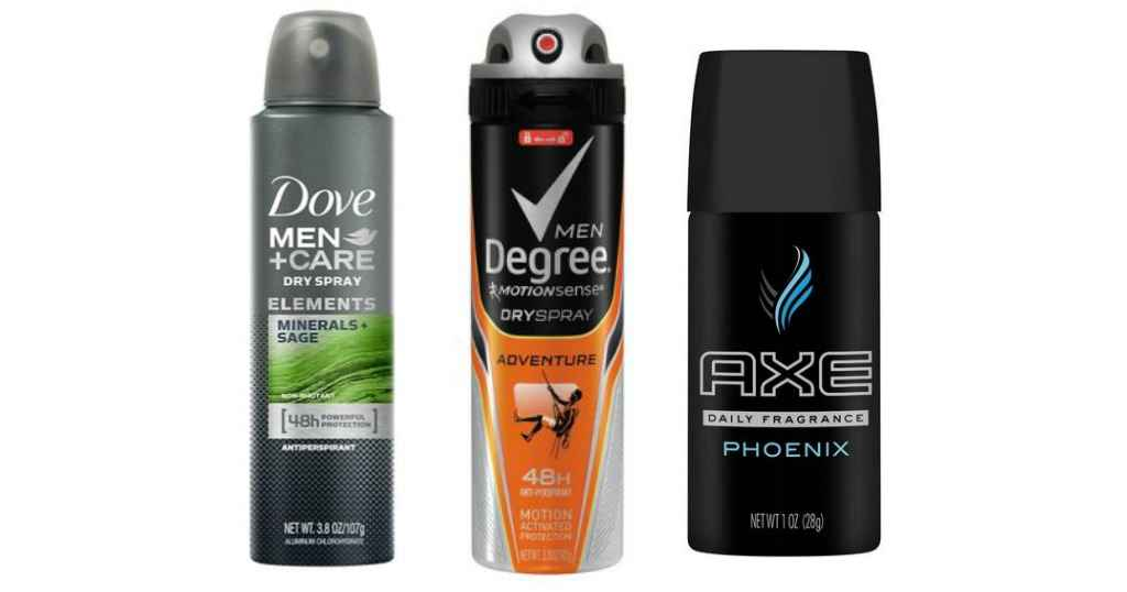 degree dry spray