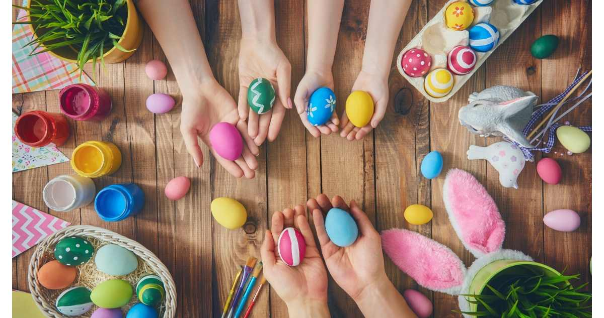 easter decor projects