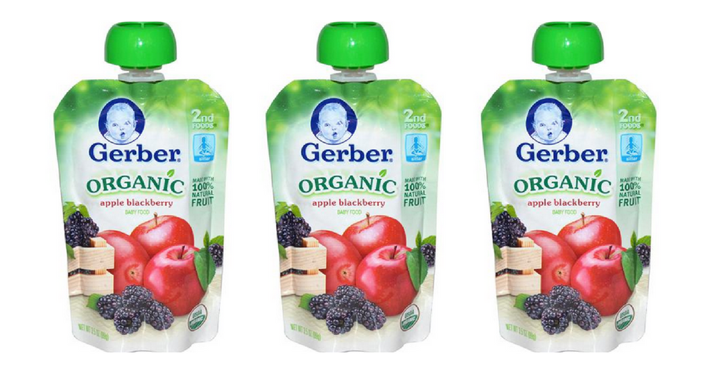 gerber pouches gerber coupon