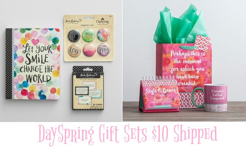 DaySpring Sale | Gift Sets For $10 Shipped  Southern Savers