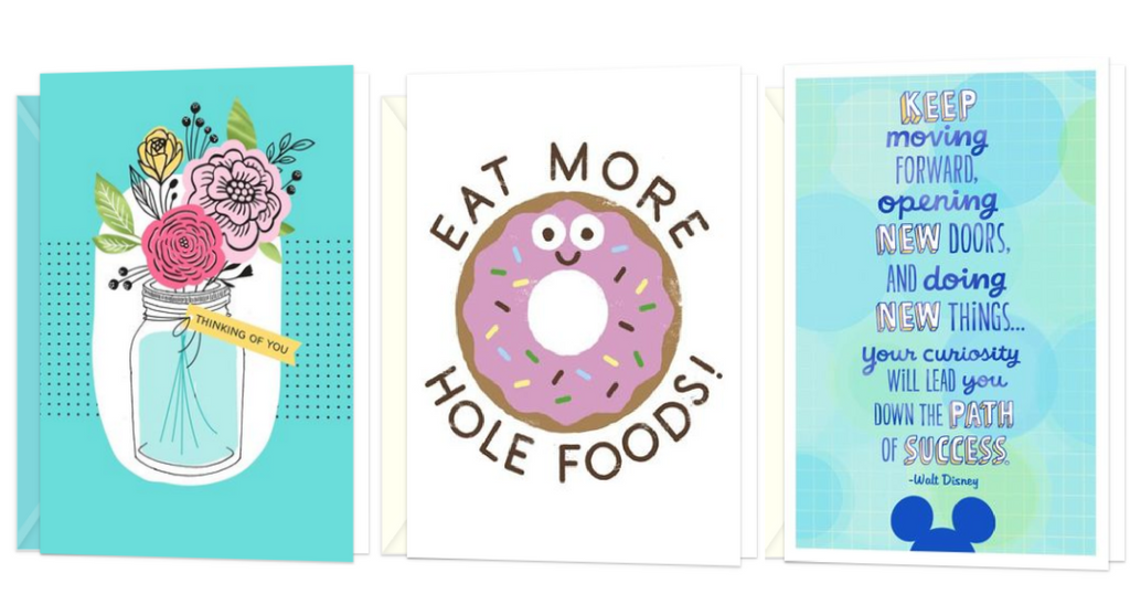 hallmark greeting cards coupons