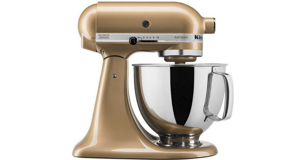 KitchenAid Mixer + Food Grinder Attachment for $169.99 ...