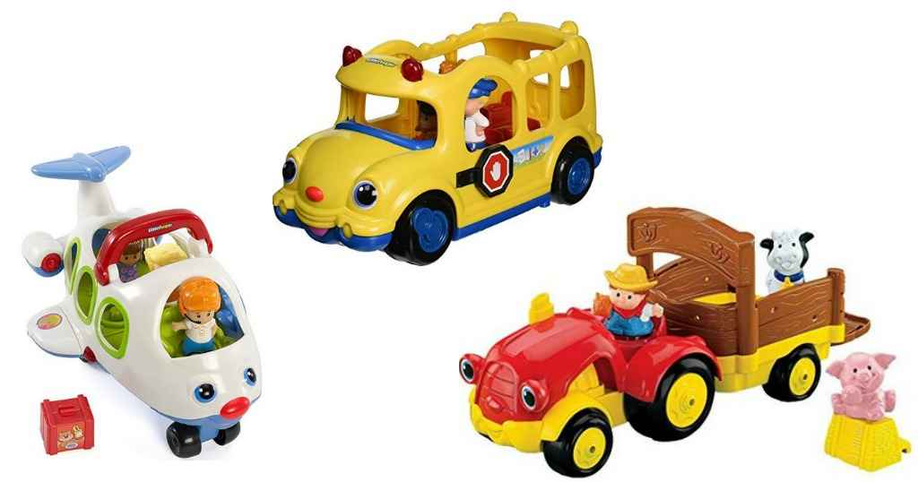 Amazon Deals: Little People Toys for $9.84 :: Southern Savers