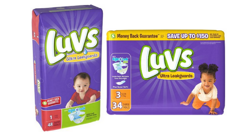 image regarding Luvs Printable Coupons referred to as $2 off Luvs Diapers Coupon Creates it $1.99 at Foodstuff Lion