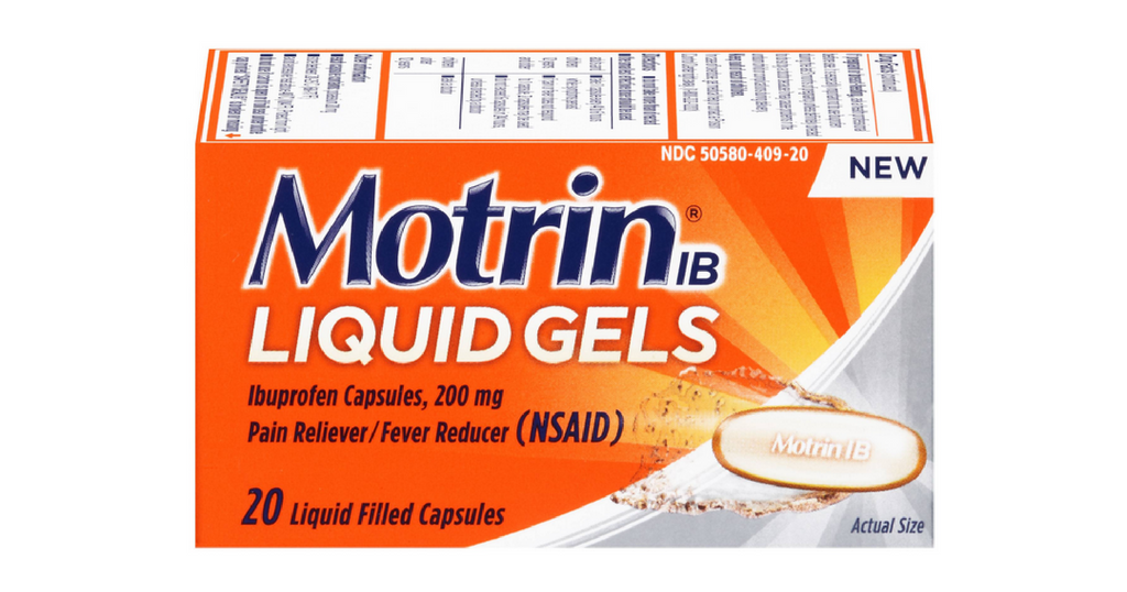 motrin coupon