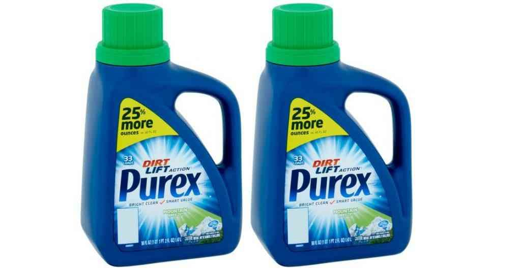 graphic relating to Purex Coupons Printable called Purex Coupon $1.98 Laundry Detergent :: Southern Savers