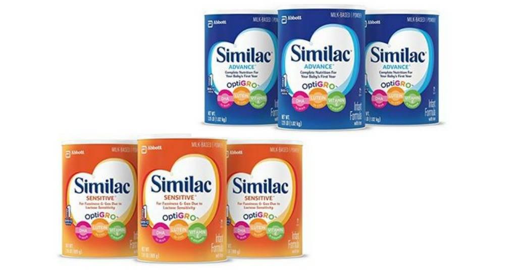 similac formula