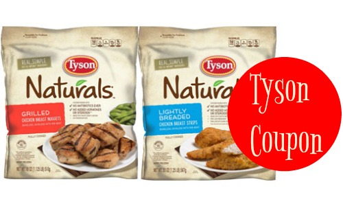 Tyson chicken coupons