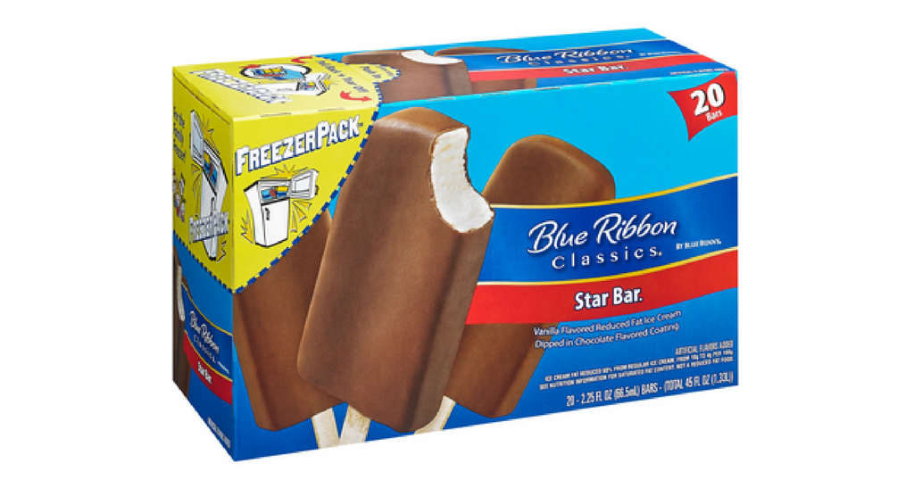 blue ribbon coupon