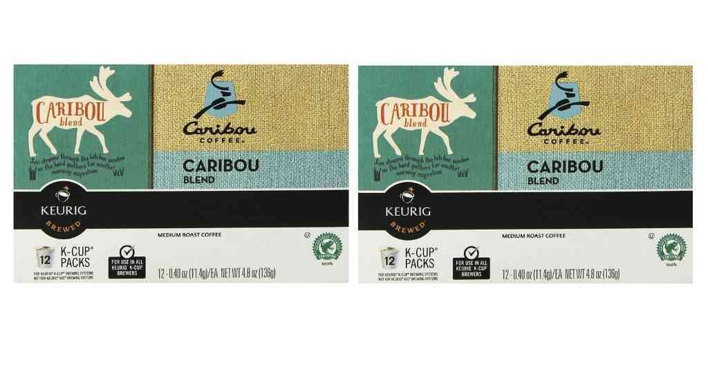 caribou coupon