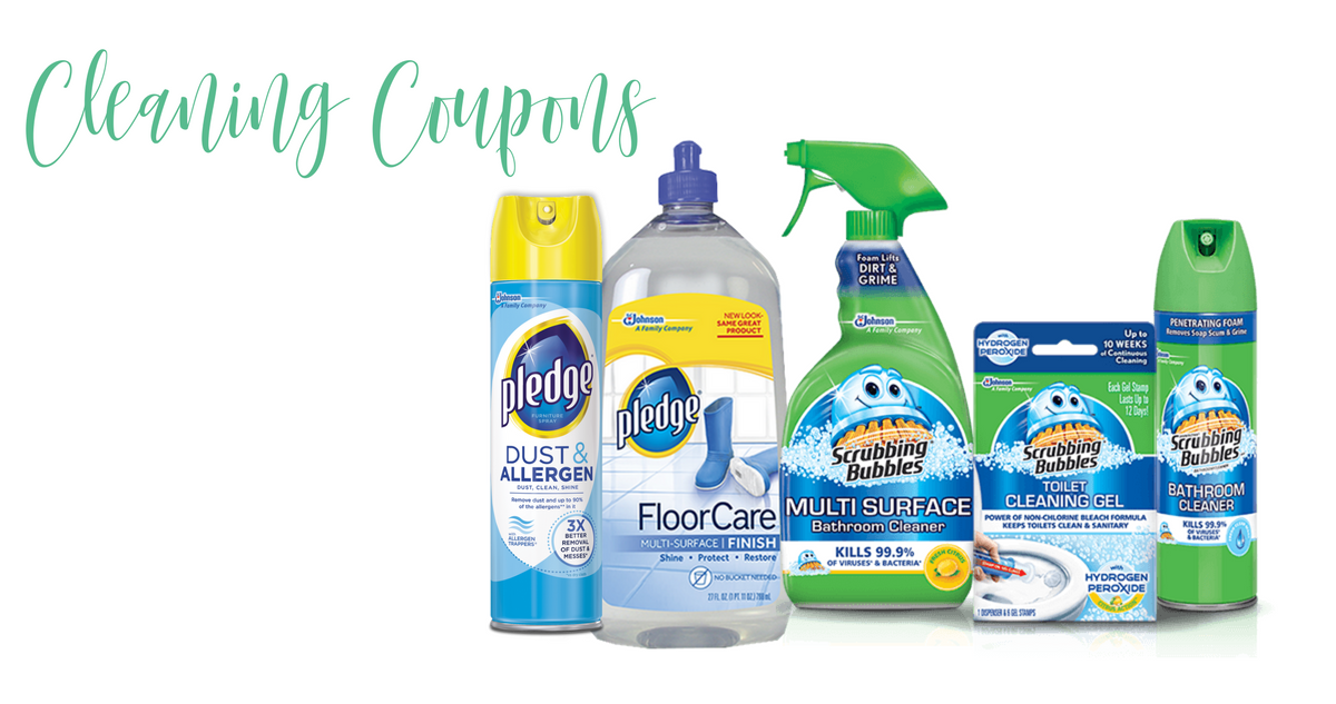 Scrubbing Bubbles Coupons Cleaner For 69 162 Southern Savers