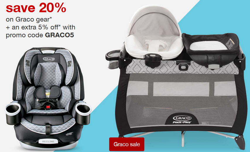20 Off Graco Baby Gear Sale Southern Savers