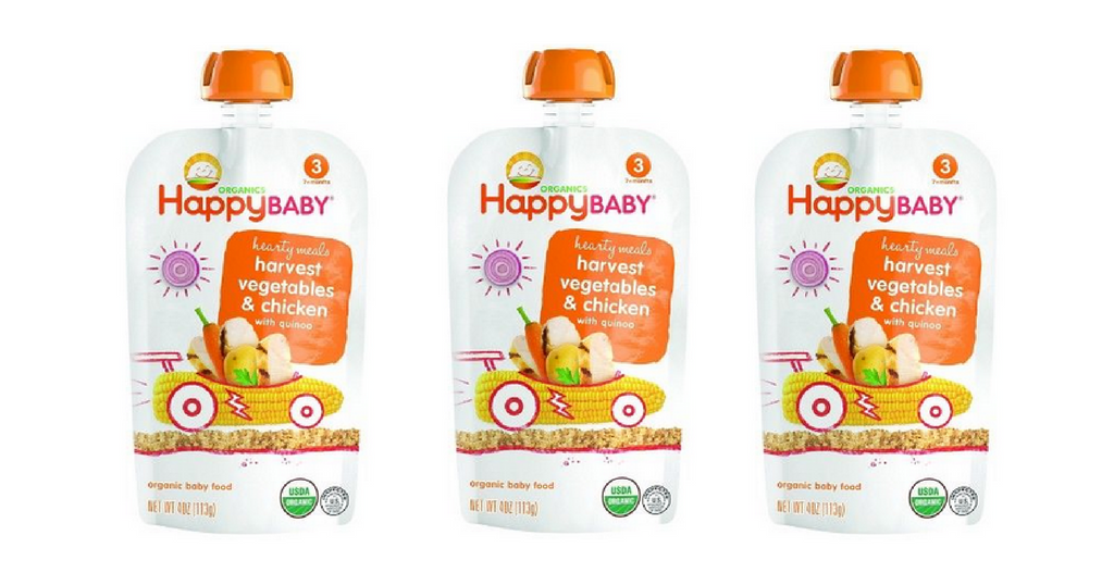 happy baby coupon