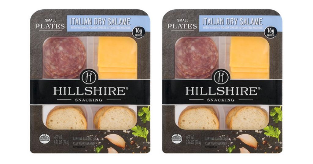 hillshire snacking