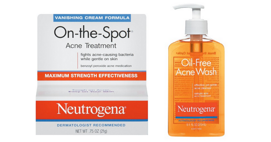 $3 off Neutrogena Coupon | Face Wash for $1.24