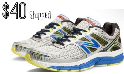 Need some new running shoes? Joe\u0027s New Balance Outlet has New Balance 860v4  Stability Running Shoes on sale for $60.