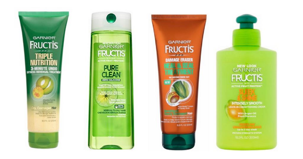 graphic about Garnier Fructis Printable Coupon named Garnier Fructis Coupon Shampoo for 59¢ :: Southern Savers