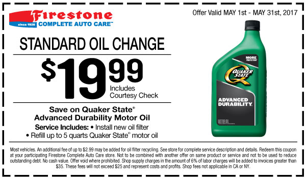 Standard oil change southern savers for 99 cent store motor oil