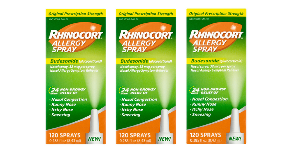 rhinocort coupons