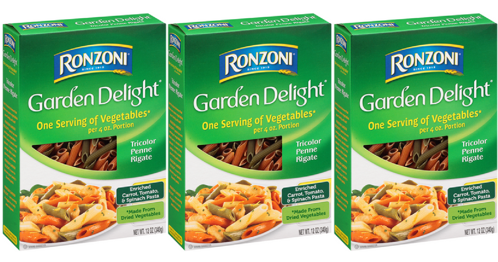 ronzoni coupon