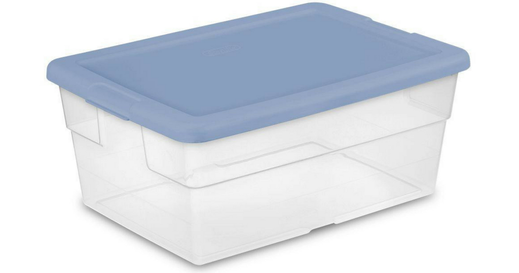 Target Cartwheel Save On Plastic Storage Bins