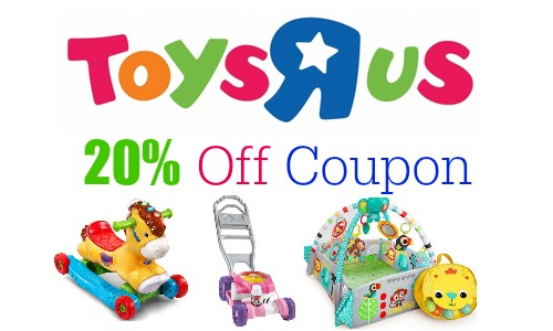 picture regarding Toys R Us Printable Coupons identify Toys R Us Coupon Code: Much more 20% off Clearance :: Southern