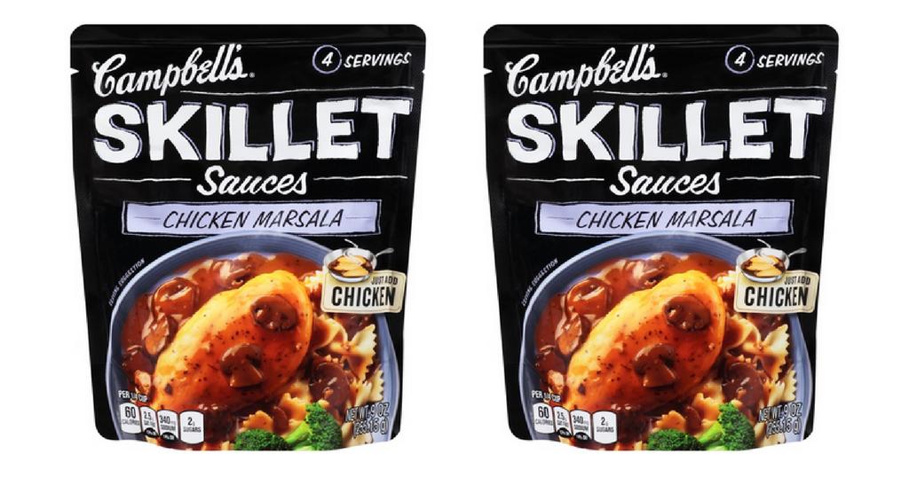 campbell's dinner sauce