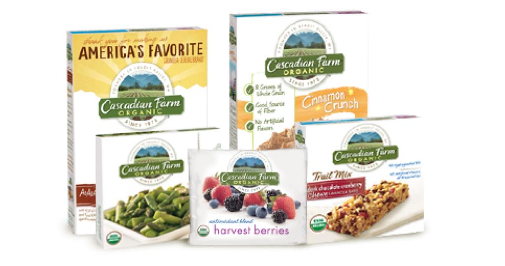 Cascadian farms coupons