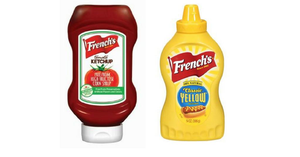 free french u0026 39 s mustard  u0026 ketchup    southern savers