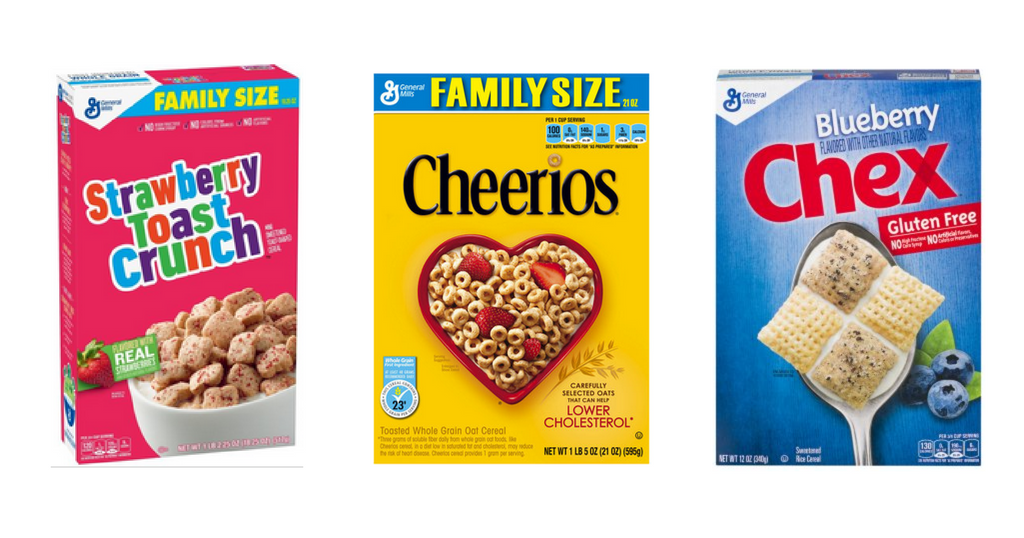 General Mills Coupon Cereal For 1 01 Ea Southern Savers