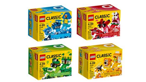 Amazon Deal | Lego Classic Creativity Boxes for $3.37 :: Southern ...