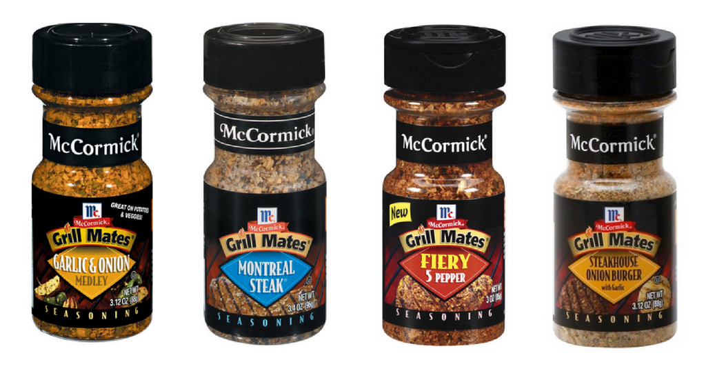 mccormick seasoning