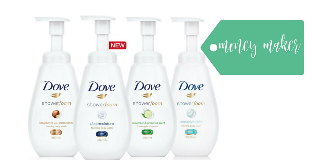 Dove Shower Foam Moneymaker Southern Savers