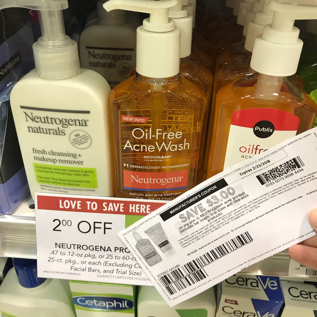 graphic about Printable Neutrogena Coupon named $3 off Neutrogena Coupon Experience Clean for $1.69 :: Southern